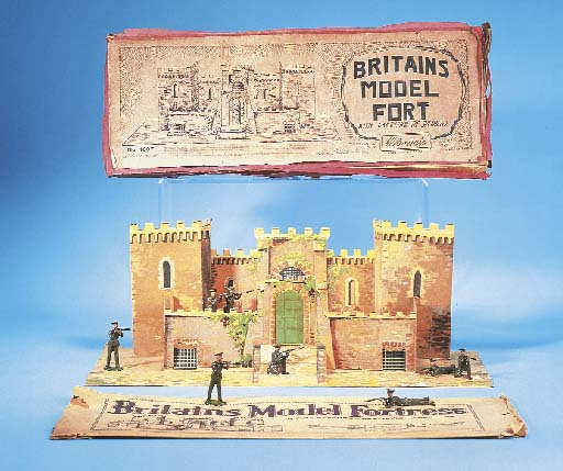A rare Britains set 1397 Model