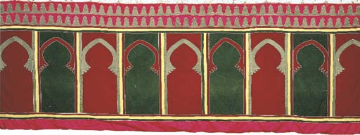 A haiti wall hanging, with alt