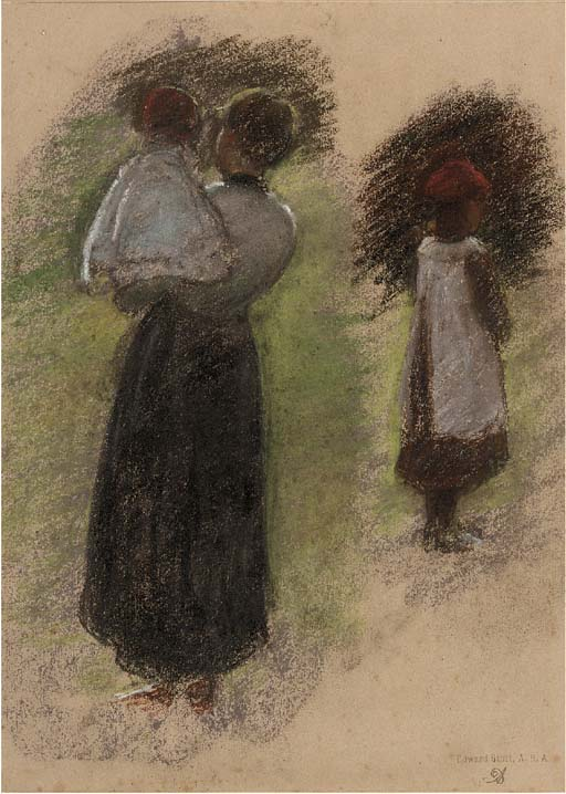 Edward Stott A.R.A. (1859-1918