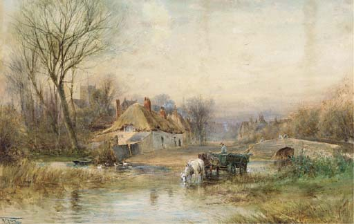 Henry Charles Fox (1860-c.1913