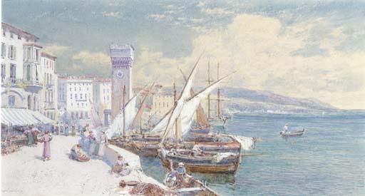 Charles Rowbotham (1858-1921)