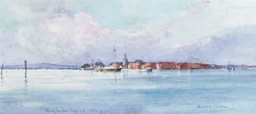 Frank Spenlove Spenlove (1868-