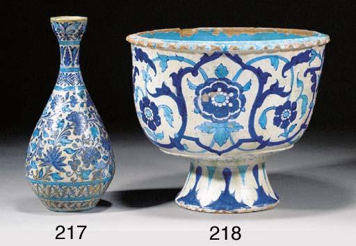 A Sind pottery vase 19th centu
