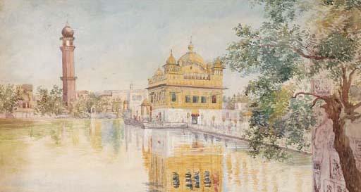 The Golden Temple Amritsar, circa 1900