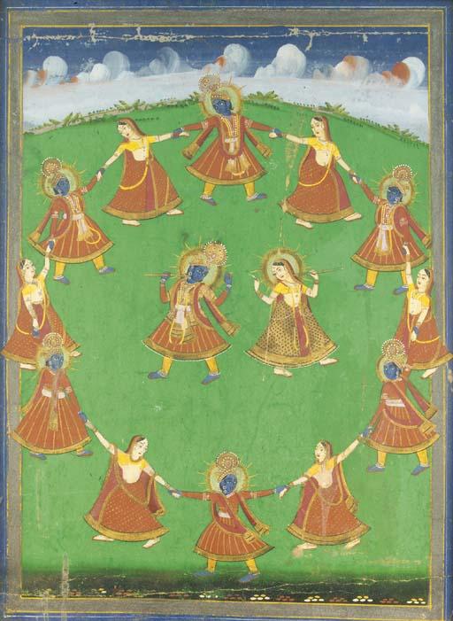 Rasa mandala Rajasthan, Jaipur