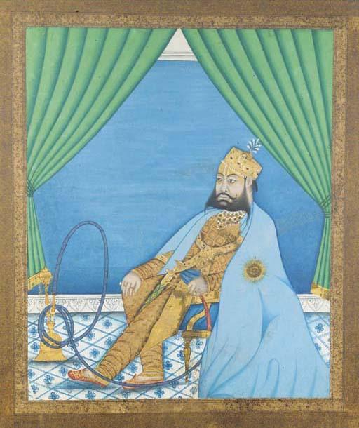 NAWAL OF BIJAIGARH Benares, ci