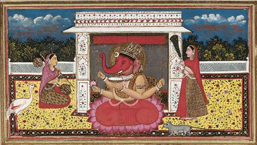 Devanagari Manuscript Delhi, M