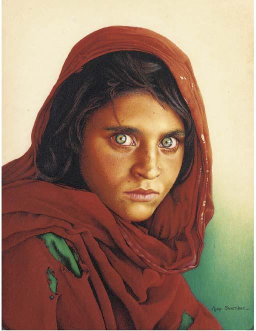 Afghan Refugee Ajay Swarnkar, Jaipur (b. 1980)