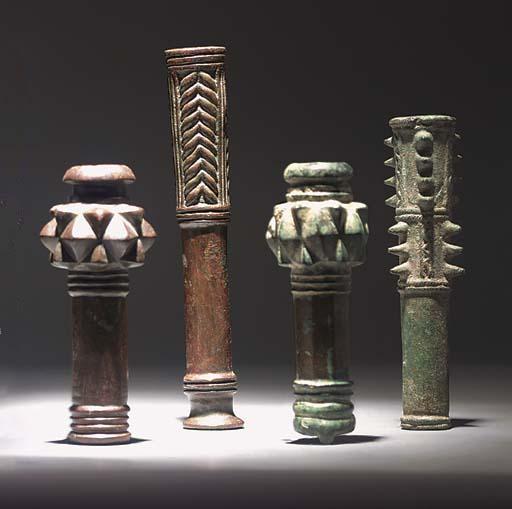 A MESOPOTAMIAN-ELAMITE BRONZE