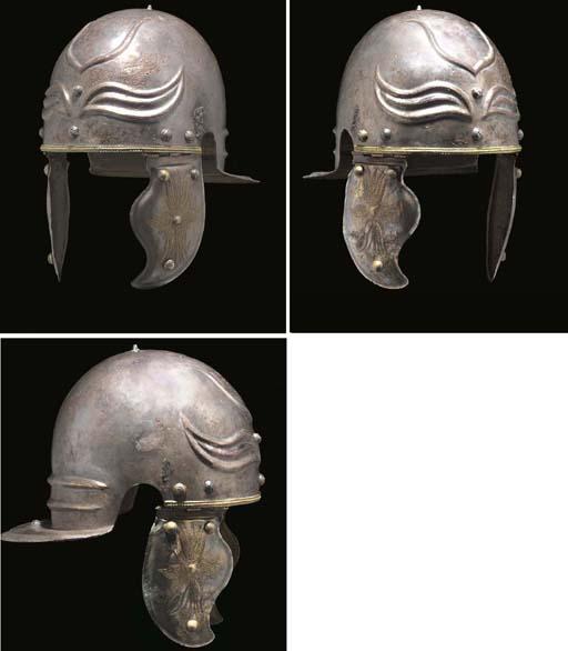 AN IMPORTANT ROMAN TINNED BRON