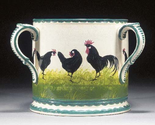 'Black Cock and Hen'