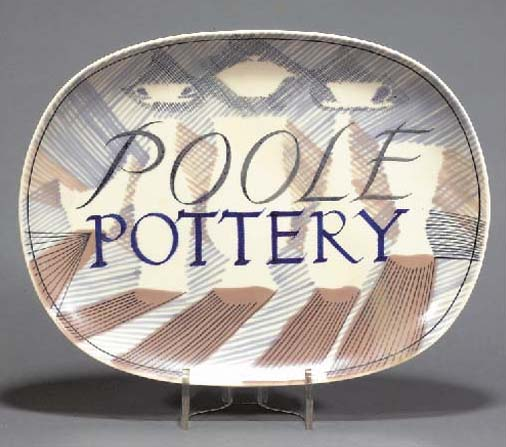 A Poole Pottery Contemporary a