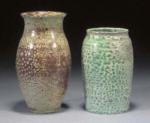 A Reginald Wells Coldrum vase