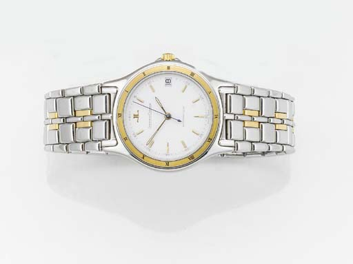 JAEGER LE COULTRE, A STAINLESS