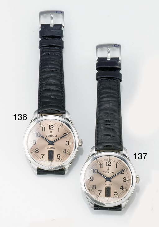 CORUM, A LIMITED EDITION LARGE
