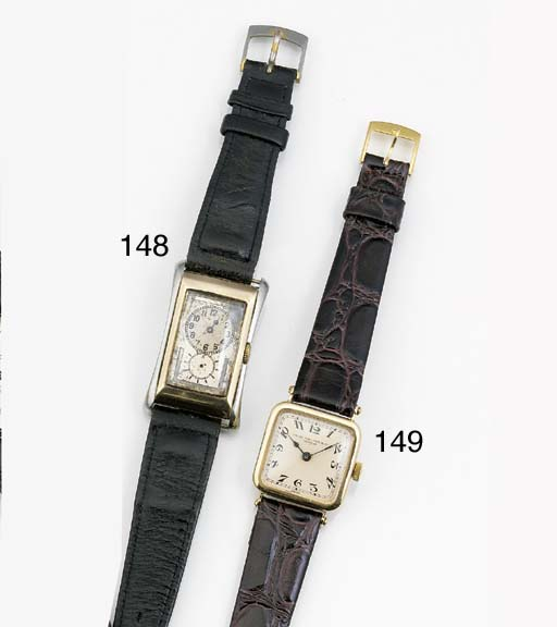 PATEK PHILIPPE, A RARE EARLY 1