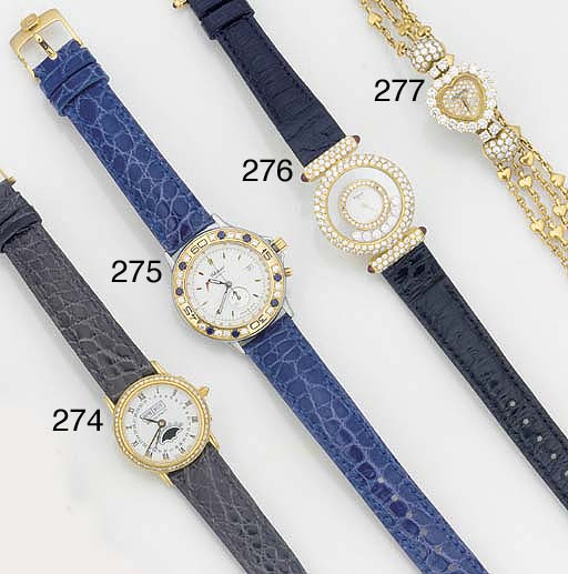 BLANCPAIN, A LADY'S 18ct. GOLD