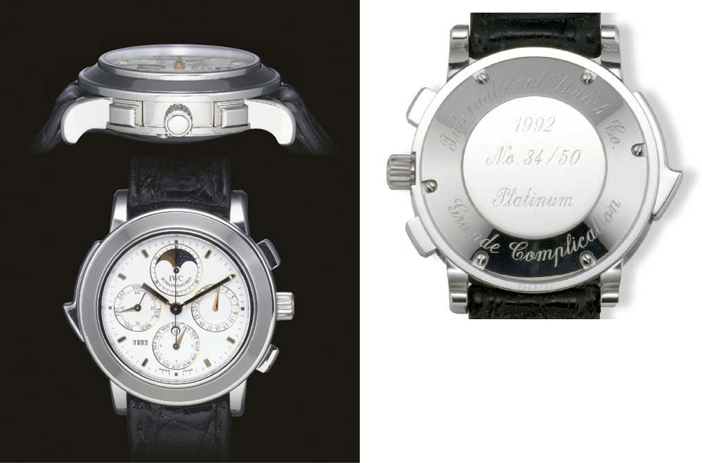 INTERNATIONAL WATCH CO., A RAR