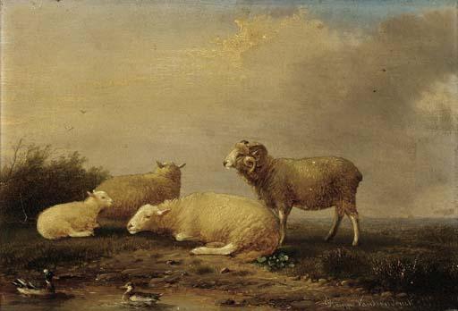 Francois Vandeverdonck (1848-1