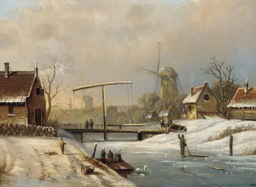 Dutch school 20th century
