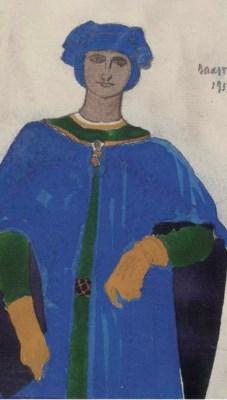 BAKST, Léon (?1866-1924, artis