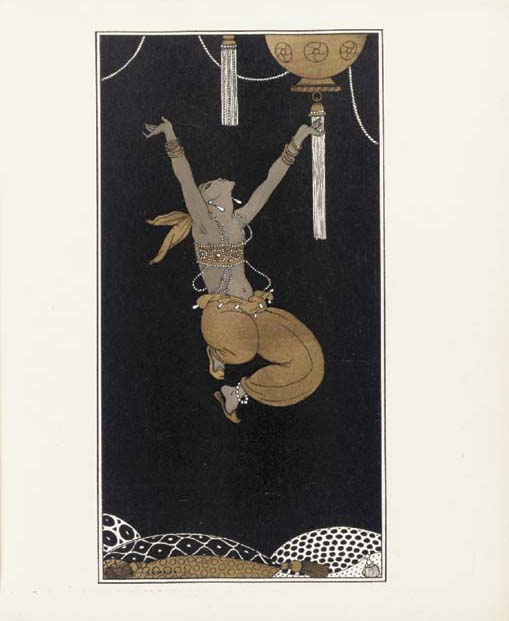 BARBIER, Georges (1882-1932, a