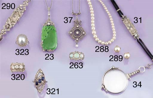 A graduated pearl single row n