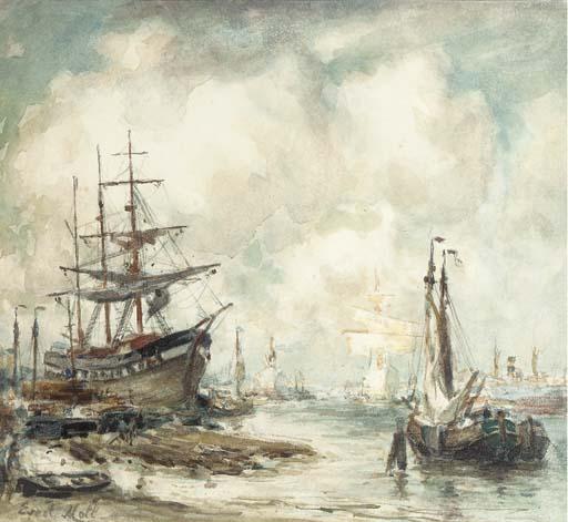 Evert Moll (b.1873)