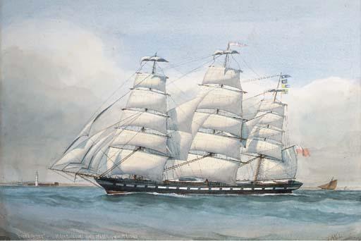 J. Hall, 19th Century