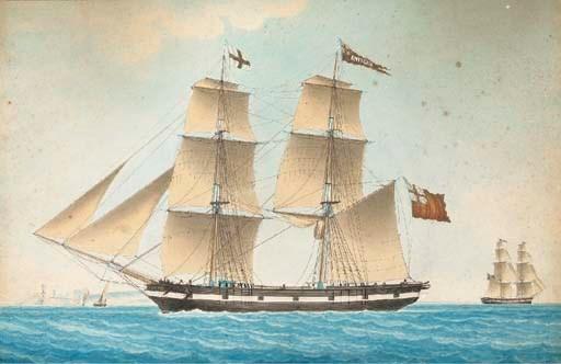 Honore Pellegrin (1793-1869)