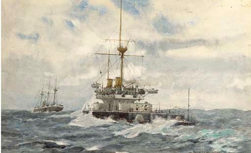 Norman Wilkinson (1878-1971)