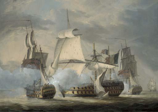 Robert Dodd (1748-1815)
