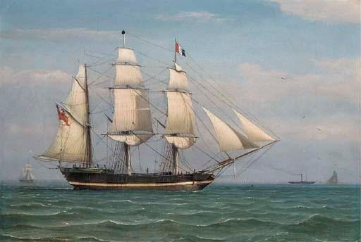 William Clark (1803-1883)