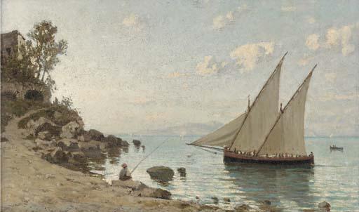 Edward Binyon, circa 1873