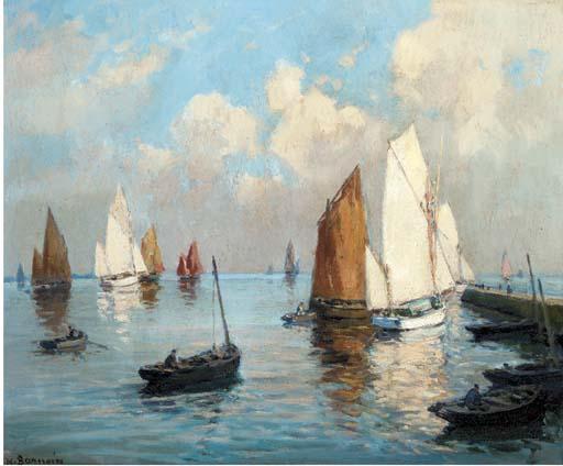 Henri Alphonse Barnoin (1882-1