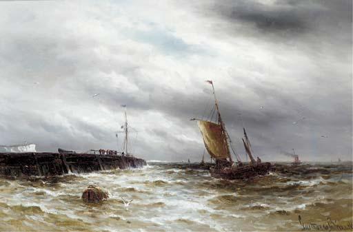 Gustave de Breanski (fl.1877-1
