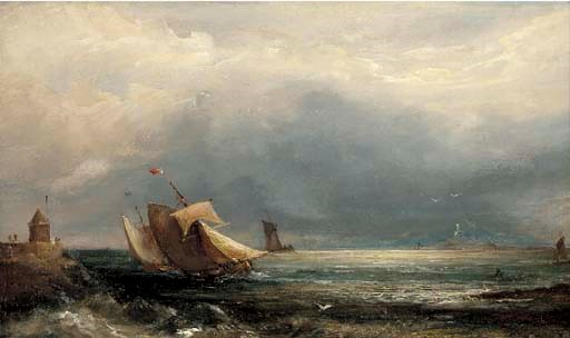 Frederick Calvert (fl.1815-184