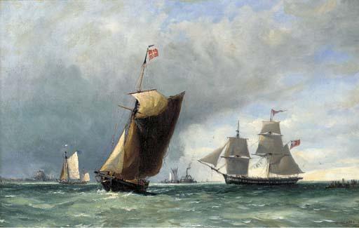 Ebenezer Colls (fl.1850's)