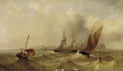Henry Redmore (1820-1887)
