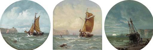 James Edwin Meadows (1828-1888