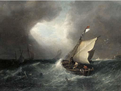 John H. 'Jock' Wilson (1774-18