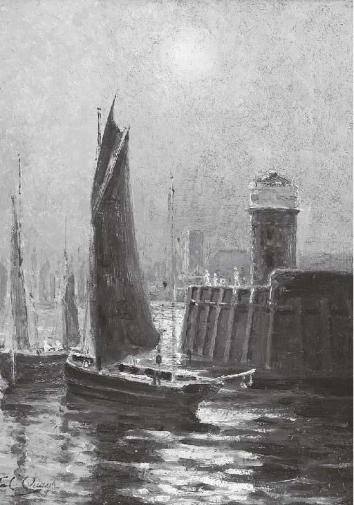 E. Christian Quayle (exh. 1894