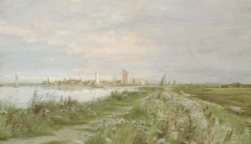 Charles William Wyllie (1859-1