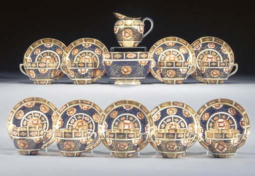 A Derby Crown Porcelain Co. Im