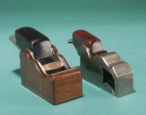 Cabinetmaker's tools: