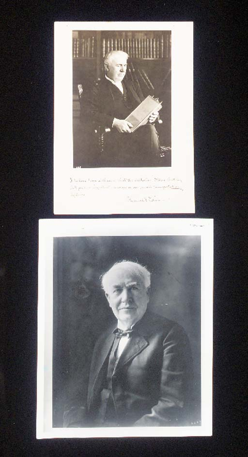 Edison material: