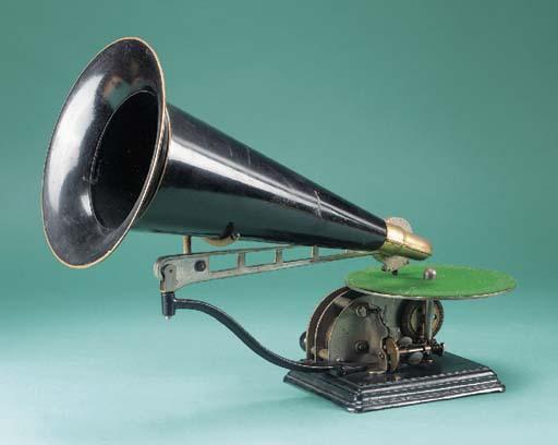 A Standard talking machine of