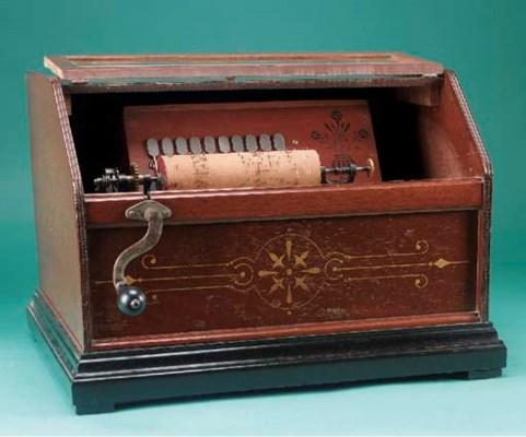 A Concert Roller Organ
