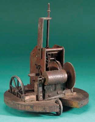 A motor for an early waltzing