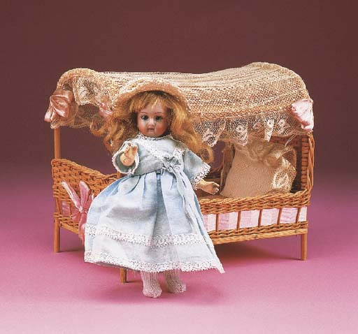 A Kestner 192 child doll